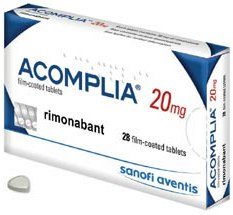 Accomplia prescription only slimming pill