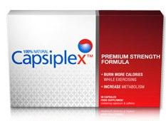 Capsiplex chili slimming pill